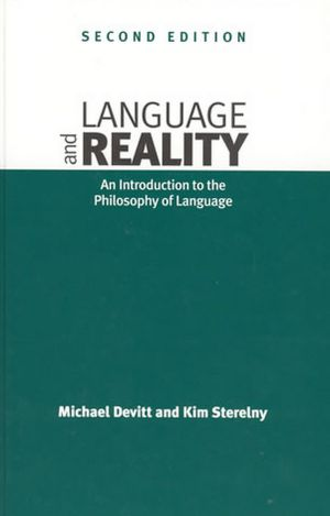 reference truth and reality essays on the philosophy of language Ome notes on writing essays p mark platts – reference, truth, and reality peter ludlow – readings in the philosophy of language.